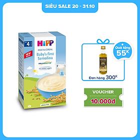 Biểu đồ lịch sử biến động giá bán Bột ăn dặm dinh dưỡng Sữa - Ăn dặm khởi đầu HiPP Organic 250g