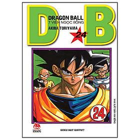 Dragon Ball - Tập 24 (Tái Bản 2018)