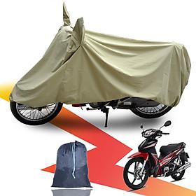 Bạt che xe máy cao cấp che mưa chống nắng nóng hiệu quả