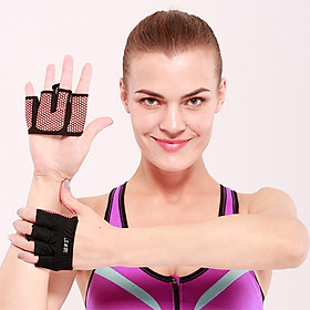 Bộ đôi găng tay xỏ ngón silicone chống trượt Aolikes AL111-1