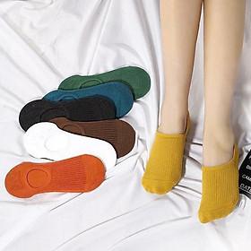Combo 10 đôi Tất/ vớ lười len tăm nữ