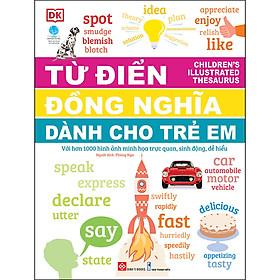 Children'S Illustrated Thesaurus - Từ Điển Đồng Nghĩa Dành Cho Trẻ Em