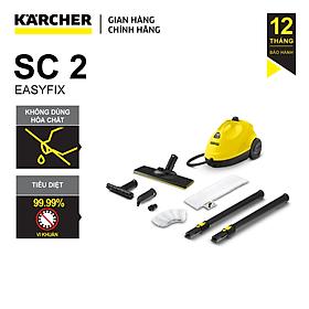 Máy Làm Sạch Bằng Hơi Nước Karcher SC2 Easyfix