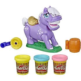 Bộ đồ chơi đất nặn ngựa con vui vẻ Play-Doh E6726