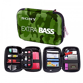 Túi Đựng Phụ Kiện Sony Extra Bass - Hàng Chính Hãng