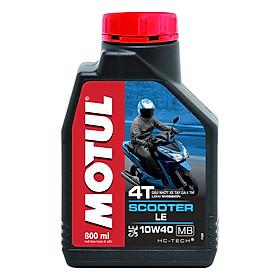 Nhớt Xe Tay Ga Motul Scooter Le 4t 10w40 20x0.8l Vn (800ml)