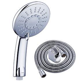 CVBAB hand shower three-piece shower head shower head set with hose shower base CV513