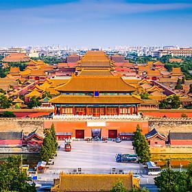 Vé Tham Quan Tử Cấm Thành Trung Quốc Mùa Cao Điểm (01/04 – 31/10)