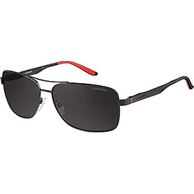 Carrera Men's CA8014S Polarized Rectangular Sunglasses