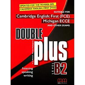 Double Plus B2 Student's  Book