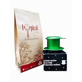 Biểu đồ lịch sử biến động giá bán Combo 500g cà phê ngon nguyên chất Body , cà phê sạch rang mộc và Phin pha Cafe mệnh mộc Typical Coffee