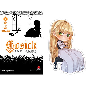 GOSICK V - Hộp Sọ Của Beelzebub [Tặng Bookmark]