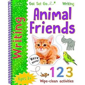 GSG: WRITING ANIMAL FRIENDS