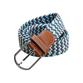 Thắt Lưng Vải Dù Co Giãn Nam Nữ - Bản 3.5cm - Màu 11