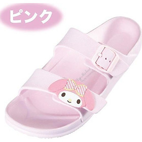 Dép Sanrio Character My Melody Adult Stripe Sandals  -  SA313