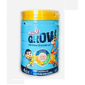Sữa Nuvi Grow 4 lon 900g - Dinh dưỡng tối ưu chiều cao, thông minh, khoẻ mạnh dành cho trẻ trên 2 tuổi