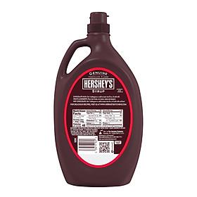 Siro Hershey's Syrup Chocolate Flavor 1.36kg