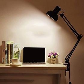 Đèn bàn chống cận đa năng, gấp, xoay 360 độ