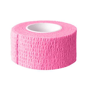 Self Adherent Elastic Wraping Bandage Tape Cohesive Bandages Breathable Non-Woven Bandage for Athletic Pets Ankle Knee