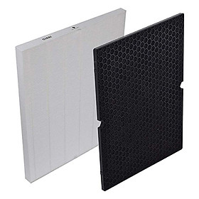 Hepa Filter+Honeycomb Mesh Replacement Filter for Winix 5500-2 Air Purifier