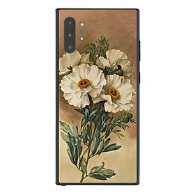 Ốp lưng dành cho điện thoại Samsung Galaxy Note 10 Plus in họa tiết Một nhánh hoa cúc