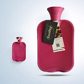 Túi chườm nóng lạnh nhập khẩu 100% từ Đức thương hiệu Fashy dòng cổ điển, tiêu chuẩn chất lượng Châu Âu giúp giảm các cơn đau kỳ kinh nguyệt, đau đầu,... hạ sốt tự nhiên, phù hợp cho người lớn, nhiều màu sắc