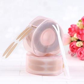 Miếng dán mí dạng cuộn tròn rất tiện lợi khi sử dụng đồng thời tạo vẻ đẹp cuốn hút cho đôi mắt bạn M1