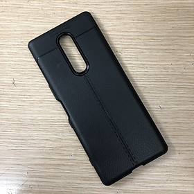 Ốp lưng silicone dẻo Sony Xperia 1, XZ4 hãng Auto Focus - Hàng chính hãng.