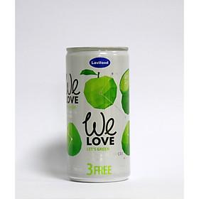 Nước Ép We Love - Let's Green Lon 200ml