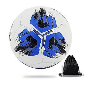 Banh bóng đá cho trẻ em - Bóng đá số 4 - Bóng đá da cho thiếu niên - Bóng đá sân 5-7 người - Tặng balo rút , kim bơm