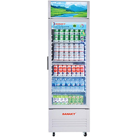 Tủ Mát Sanaky VH-308KL (240L) - Hàng Chính Hãng - Chỉ giao tại HCM