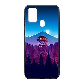 Ốp Lưng Dẻo In Hình Dành Cho Samsung Galaxy A21s Phần A- Handtown - Hàng Chính Hãng