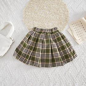 CV1Size100-140 (12-30kg)Chân Váy bé gáiThời trang trẻ Em hàng quảng châu