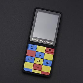 Máy nghe nhạc mp3 Rubik Style cá tính 10h phát nhạc