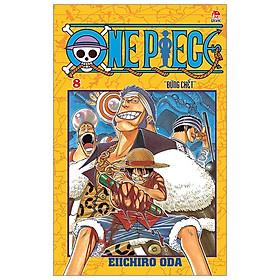 One Piece Tập 8: Đừng Chết (Tái Bản 2019)