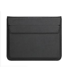 Túi da bảo vệ kiêm doc cho macbook air, pro 13ich - bao da máy tính