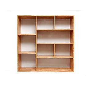 Hình ảnh Kệ sách treo tường gỗ CN 1010