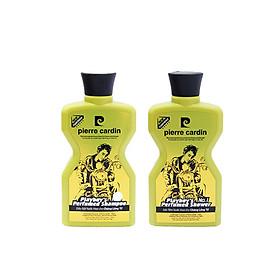 Combo Dầu gội nước hoa Pierre Cardin Playboy 380g và sữa tắm Playboy 380g