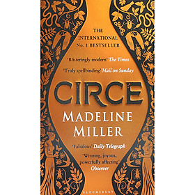 Circe (The International No. 1 Bestseller - Shortlisted for the Women's Prize for Fiction 2019) (Mass Market Paperback)