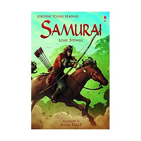 Usborne Young Reading Series Three: Samurai