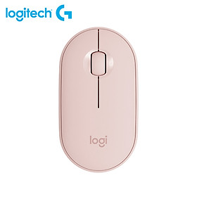 Chuột không dây BT  Logitech Pebble  Mouse BT 2.4 GHz USB Receiver Dual Connectivity Slim Optical Computer Mice For Laptop