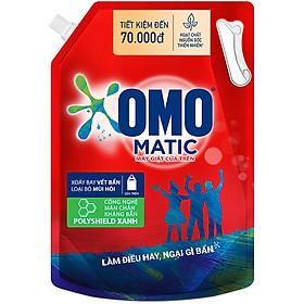 Túi Nước Giặt Omo Matic Cửa Trên (3.1Kg)