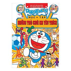 Doraemon Học Tập: Những Trò Chơi Em Yêu Thích (Tái Bản)