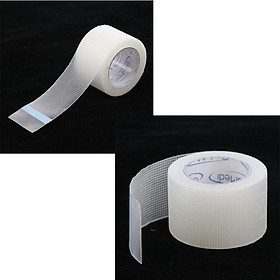 Set Of 2 Rolls Cohesive Bandages Self Adherent Bandage Wraps Tapes for First Aid