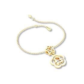Mặt charm cung hoàng đạo Thiên Bình vàng 14K DOJI 0120P-LAL355 (không bao gồm dây)
