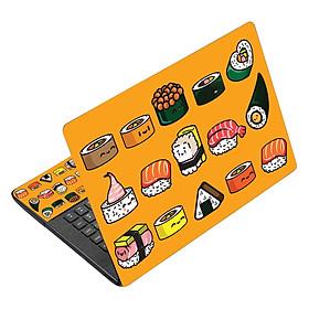 Miếng Dán Decal Dành Cho Laptop Mẫu Hoạt Hình LTHH - 370