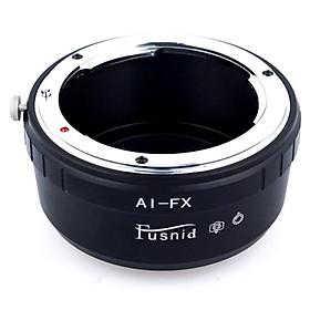 Vòng Lens Adapter Fusnid Từ Nikon AI Lens Sang Fuji X-E1/E2/M1/A1/A2/RPO1