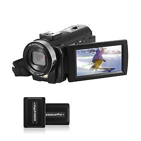 Máy Quay Phim Màn Hình LCD Andoer HDV-201LM (1080P FHD) (24MP) (16X Zoom) (3inch)