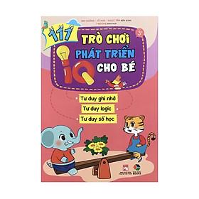111 trò chơi phát triển IQ cho bé
