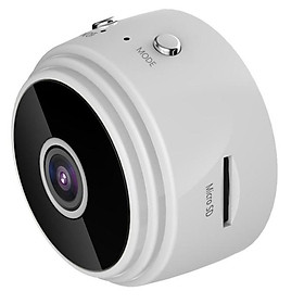 Mini IP Camera Wireless WiFi HD 1080P Home Security Camera with Night Vision